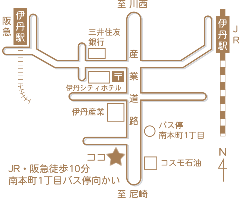 所在地・地図